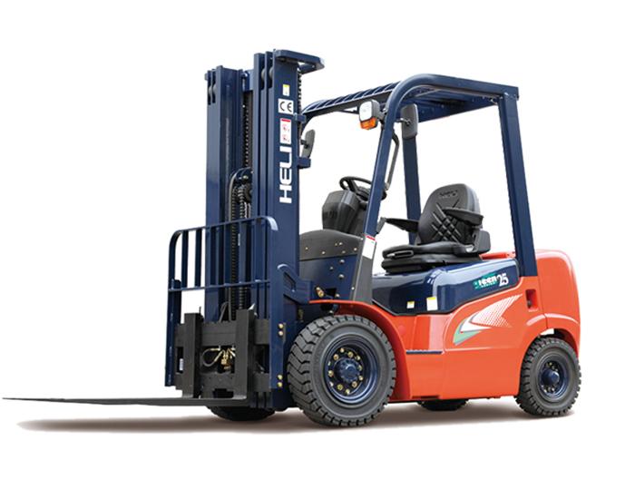 北京G系列 1-1.8吨柴油/汽油/液化气平衡重式叉车