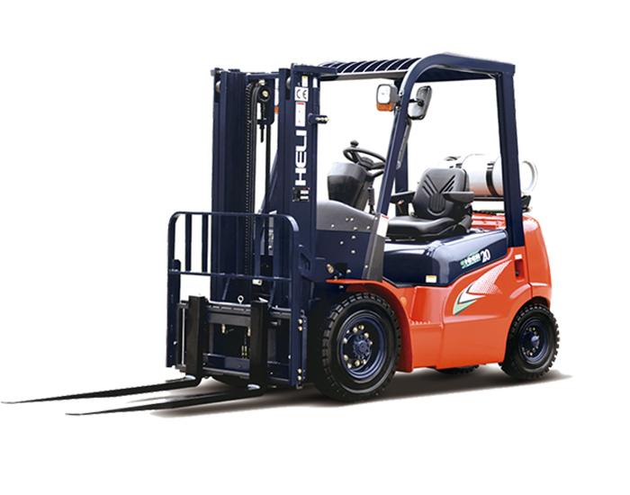 武汉G系列 2-3.5吨柴油/汽油/液化气平衡重式叉车