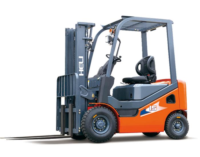 武汉H3系列 1-1.8吨内燃平衡重式叉车