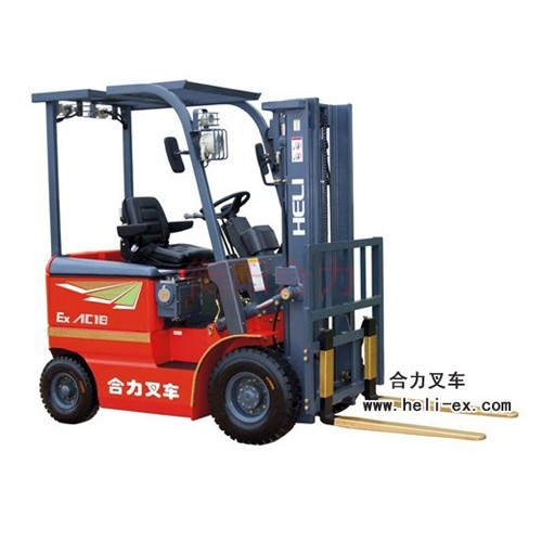 北京1-1.8吨防爆蓄电池叉车