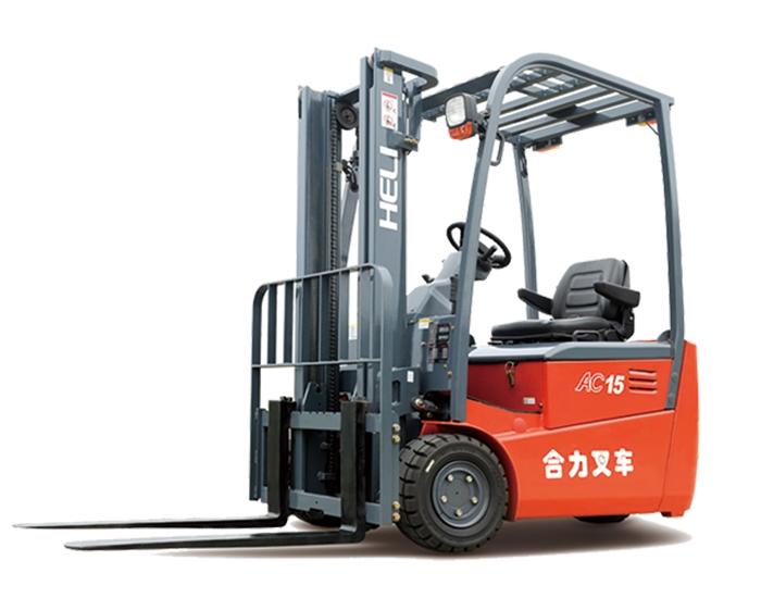 三支点 G系列1.25-1.5吨后驱蓄电池平衡重式叉车