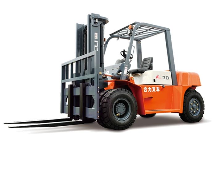 北京K系列 5-7吨柴油平衡重式叉车