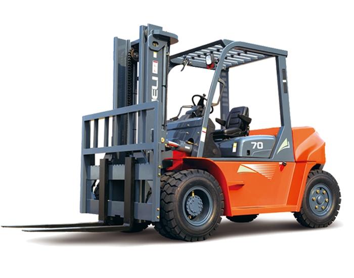 北京G系列 5-7吨柴油/汽油/液化气平衡重式叉车